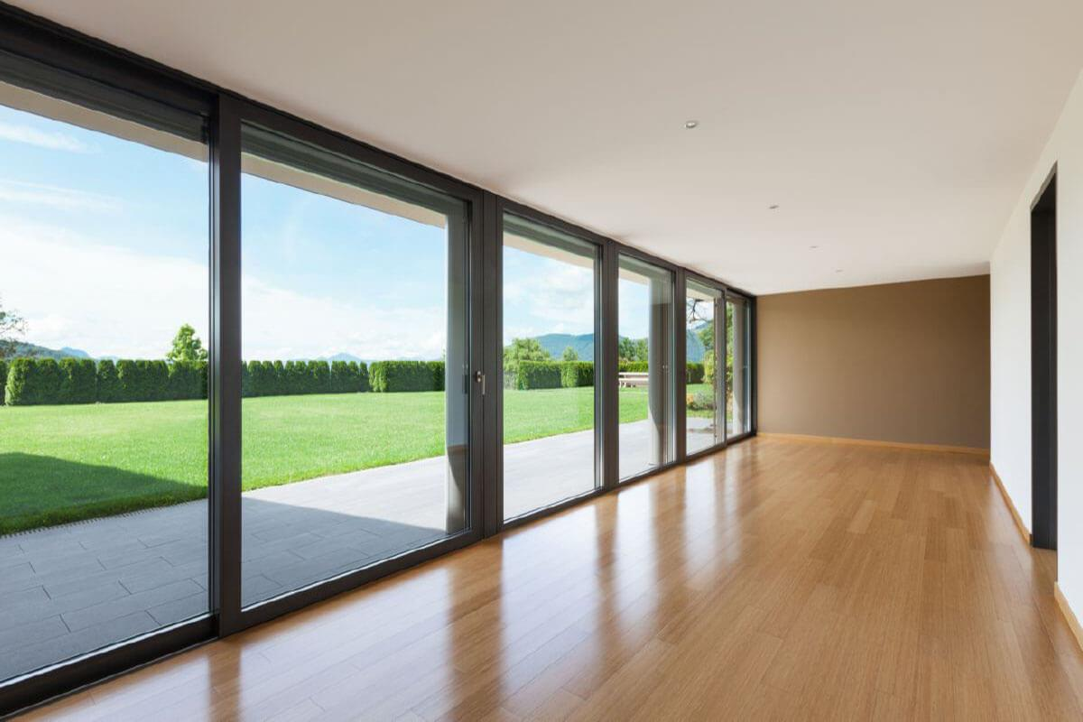 Aluminium Window Systems Suffolk